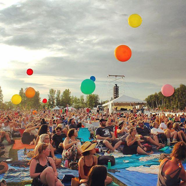 Winnipeg Folkfest! #festival #winnipeg #canada #summer #colour #music