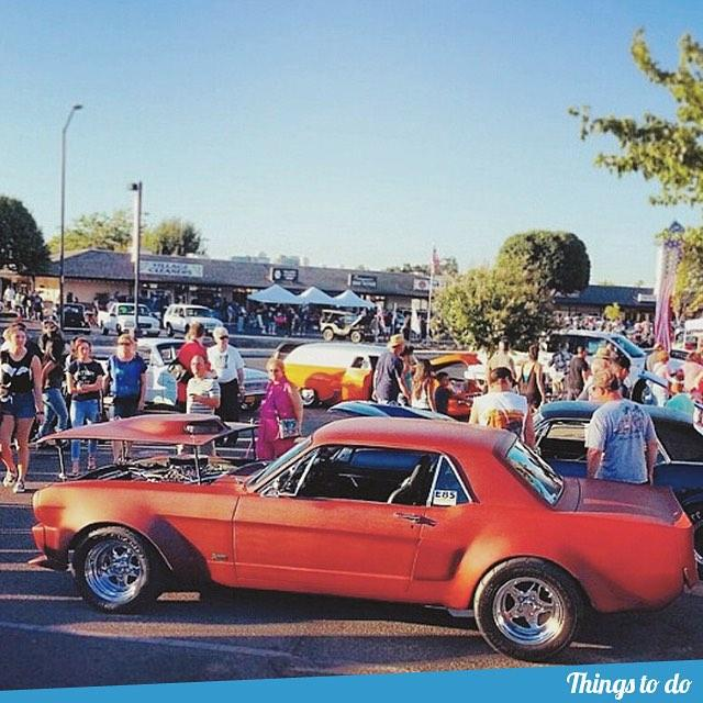 Cruise Your Way To Lincoln Center Live This Friday For A Cl Ic Car Show